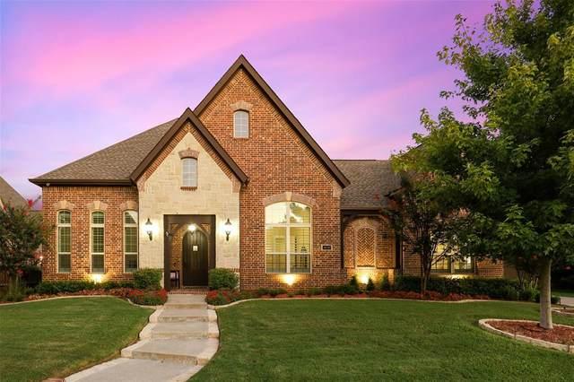 413 Riverpath, Colleyville, TX 76034 (MLS #14658189) :: Maegan Brest   Keller Williams Realty