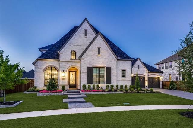 4340 Cotton Belt Lane, Prosper, TX 75078 (MLS #14658222) :: Craig Properties Group