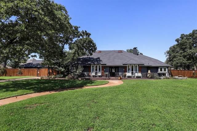 1602 Mistletoe Lane, Pantego, TX 76013 (MLS #14658269) :: Real Estate By Design