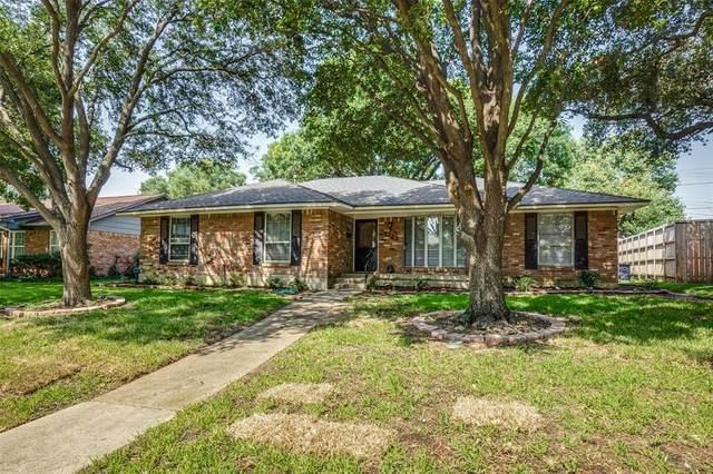 9322 Hunters Creek Drive, Dallas, TX 75243 (MLS #14658301) :: Russell Realty Group