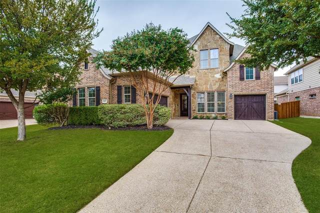 1485 Willingham Drive, Allen, TX 75013 (MLS #14658405) :: Trinity Premier Properties