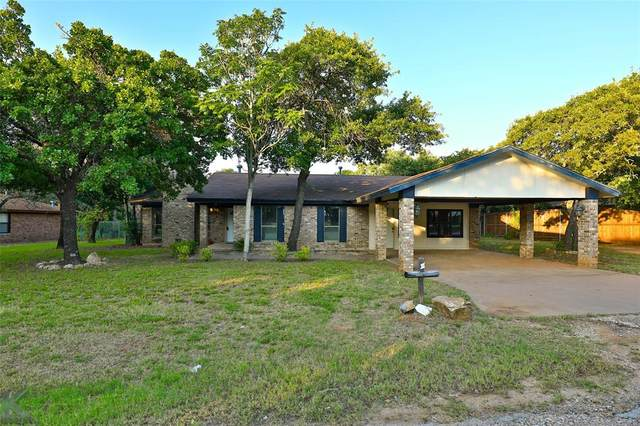 2217 Castle Drive, Clyde, TX 79510 (MLS #14658418) :: Trinity Premier Properties