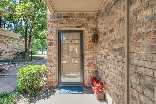 4405 Bellaire Drive S 121S, Fort Worth, TX 76109 (MLS #14658420) :: Robbins Real Estate Group