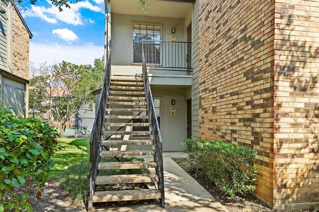 5335 Bent Tree Forest Drive #209, Dallas, TX 75248 (#14658458) :: Homes By Lainie Real Estate Group