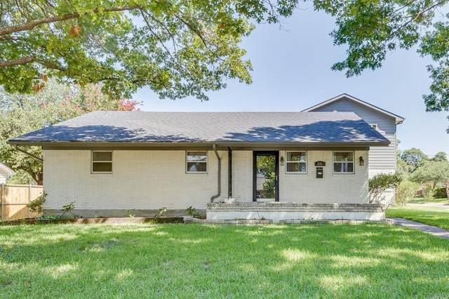531 Summit Drive, Richardson, TX 75081 (MLS #14658481) :: Craig Properties Group