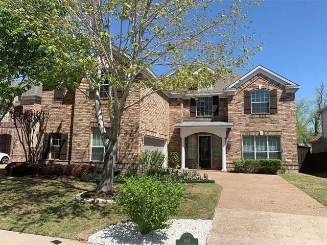 964 Terracotta Drive, Allen, TX 75013 (MLS #14658497) :: Real Estate By Design