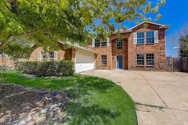 1008 York Court, Forney, TX 75126 (MLS #14658537) :: Real Estate By Design