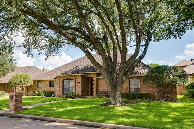 5107 Chad Drive, Arlington, TX 76017 (MLS #14658577) :: Craig Properties Group