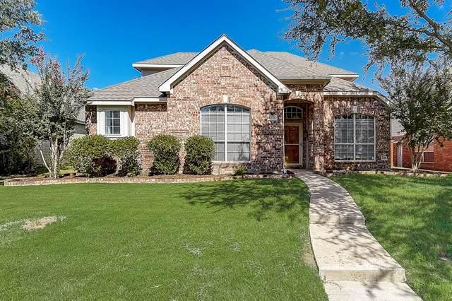 1276 Antioch Drive, Rockwall, TX 75087 (MLS #14658590) :: Real Estate By Design