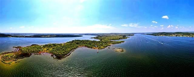3500 Hog Bend #60, Possum Kingdom Lake, TX 76449 (MLS #14658591) :: The Rhodes Team