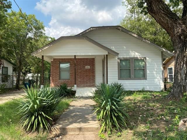 2712 Dillard Street, Fort Worth, TX 76105 (MLS #14658596) :: Real Estate By Design