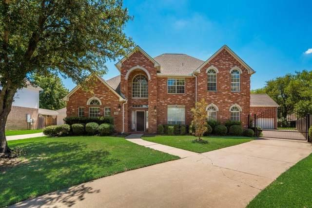 240 Bear Hollow, Keller, TX 76248 (MLS #14658610) :: Real Estate By Design