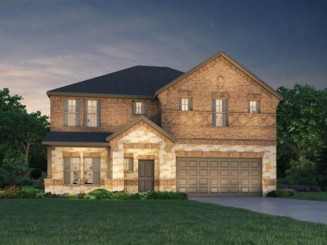 2133 Gill Star Drive, Haslet, TX 76052 (MLS #14658637) :: Real Estate By Design