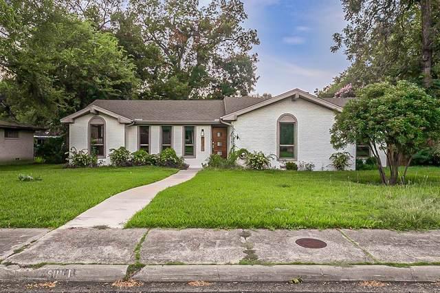 5111 Ashbrook Road, Dallas, TX 75227 (MLS #14658684) :: Frankie Arthur Real Estate
