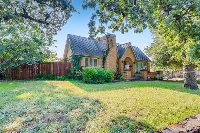 1600 N Riverside Drive, Fort Worth, TX 76111 (MLS #14658695) :: Real Estate By Design