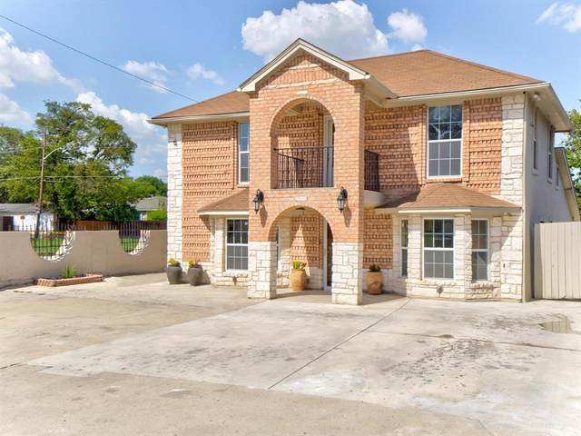 2620 29th Street, Fort Worth, TX 76106 (MLS #14658727) :: Real Estate By Design