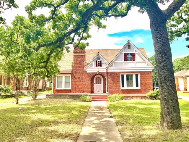 4829 Norma Street, Fort Worth, TX 76103 (MLS #14658767) :: The Mitchell Group