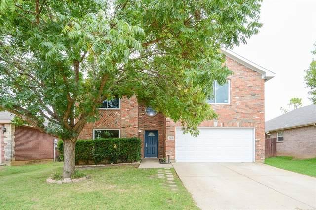 8424 Trinity Vista Trail, Fort Worth, TX 76053 (MLS #14658795) :: Real Estate By Design