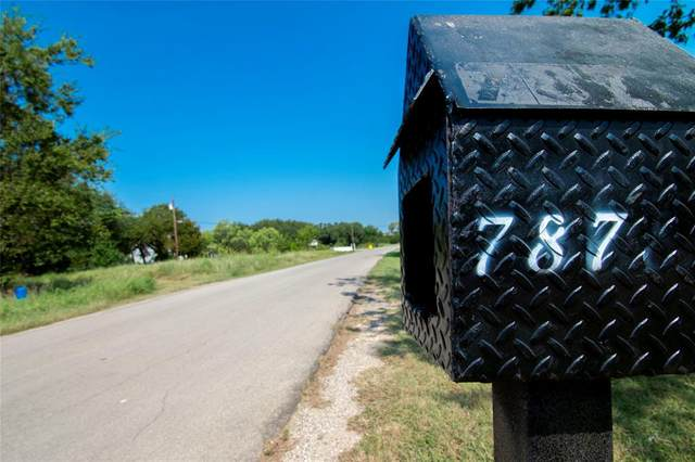 787 Lois Circle, Granbury, TX 76049 (MLS #14658800) :: Real Estate By Design
