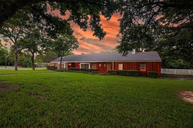 801 Western Hills Drive, Sherman, TX 75092 (MLS #14658815) :: Epic Direct Realty