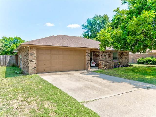 1013 Meadowlark Lane, Granbury, TX 76048 (MLS #14658823) :: Maegan Brest | Keller Williams Realty