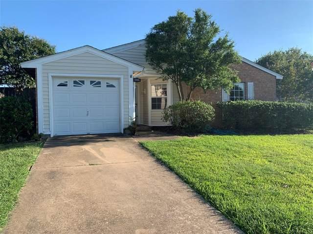 6005 Dunn Drive, The Colony, TX 75056 (MLS #14658829) :: Craig Properties Group