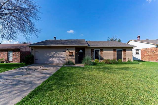 5305 Gibson Drive, The Colony, TX 75056 (MLS #14658899) :: Real Estate By Design