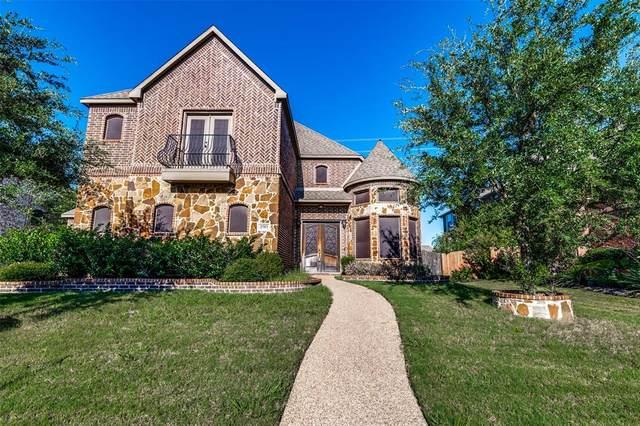 2752 Waters Edge, Grand Prairie, TX 75054 (MLS #14658902) :: The Chad Smith Team
