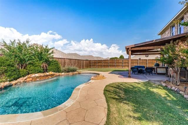 771 Stefhanie Drive, Celina, TX 75009 (MLS #14658941) :: Real Estate By Design