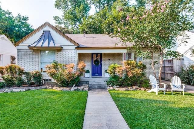 5630 Bryn Mawr Drive, Dallas, TX 75209 (MLS #14658953) :: Real Estate By Design