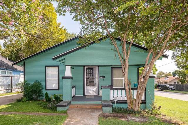 3000 Purington Avenue, Fort Worth, TX 76103 (#14658956) :: Homes By Lainie Real Estate Group