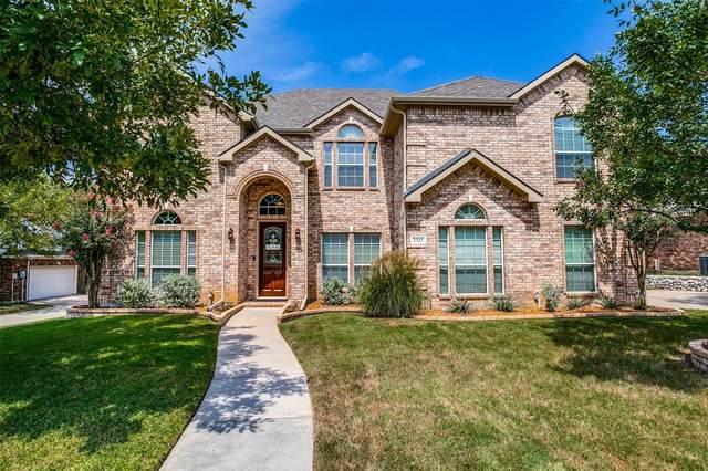 5517 Smokethorn Drive, Fort Worth, TX 76244 (MLS #14658961) :: Maegan Brest | Keller Williams Realty
