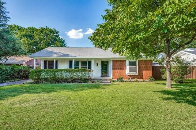 724 Devonshire Drive, Richardson, TX 75080 (MLS #14658991) :: Craig Properties Group