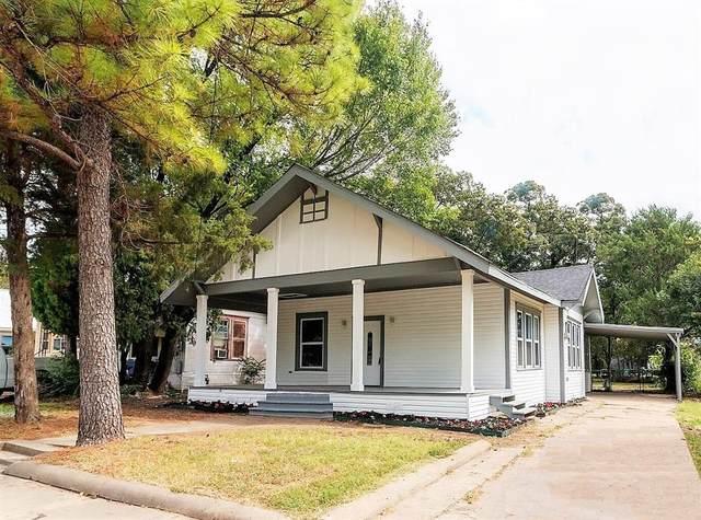 2107 Walnut Street, Greenville, TX 75401 (MLS #14658998) :: 1st Choice Realty