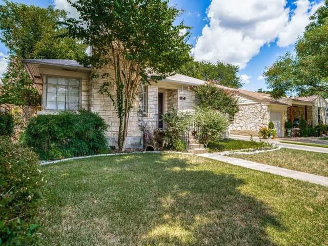 2631 Ivandell Avenue, Dallas, TX 75211 (MLS #14659005) :: Real Estate By Design