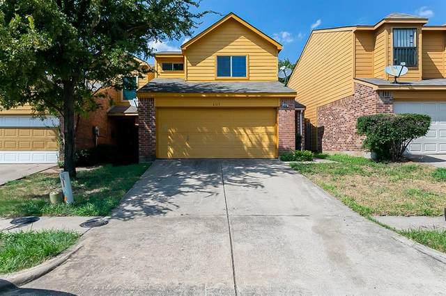 6313 Benavides Drive, Dallas, TX 75217 (MLS #14659011) :: Real Estate By Design