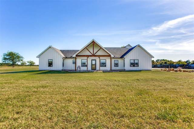 114 Bennett Lane, Sadler, TX 76264 (MLS #14659133) :: Russell Realty Group