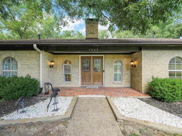3309 Greenbriar Lane, Plano, TX 75074 (MLS #14659140) :: Craig Properties Group