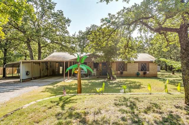 105 Granada Drive, Weatherford, TX 76088 (MLS #14659144) :: The Good Home Team