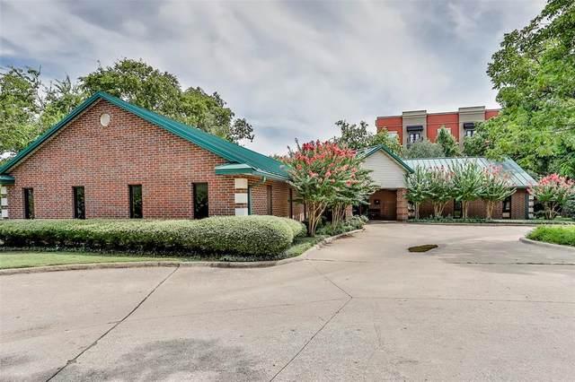 218 E Dallas Road E, Grapevine, TX 76051 (MLS #14659185) :: Real Estate By Design