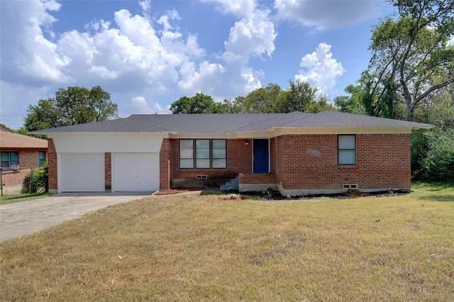 5612 Stratton Drive, Dallas, TX 75241 (MLS #14659198) :: The Juli Black Team