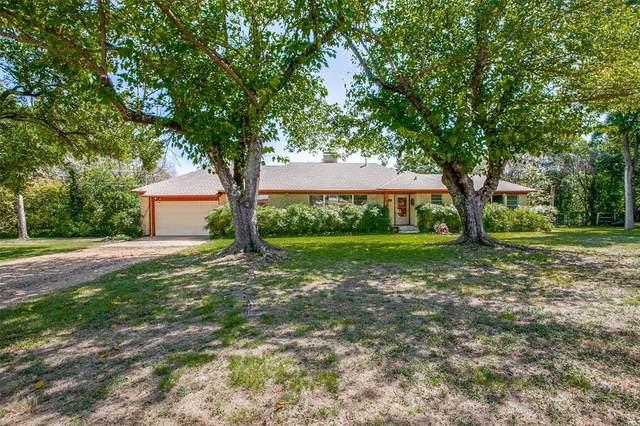 418 Grayson Street, Hutchins, TX 75141 (MLS #14659252) :: Real Estate By Design