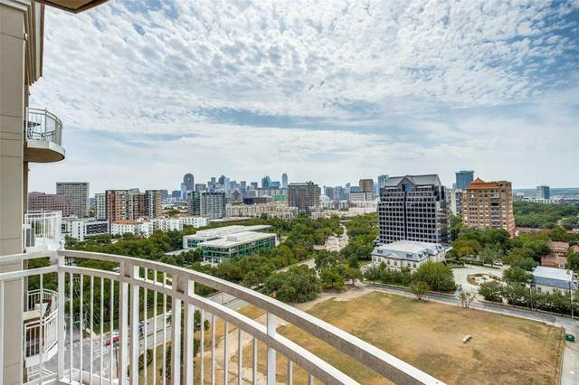 3225 Turtle Creek Boulevard #1510, Dallas, TX 75219 (#14659287) :: Homes By Lainie Real Estate Group