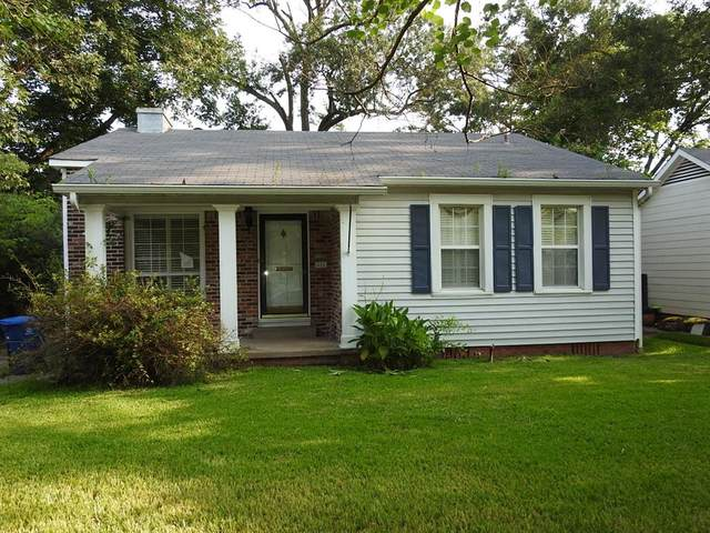 456 Dudley Drive, Shreveport, LA 71104 (MLS #14659296) :: All Cities USA Realty