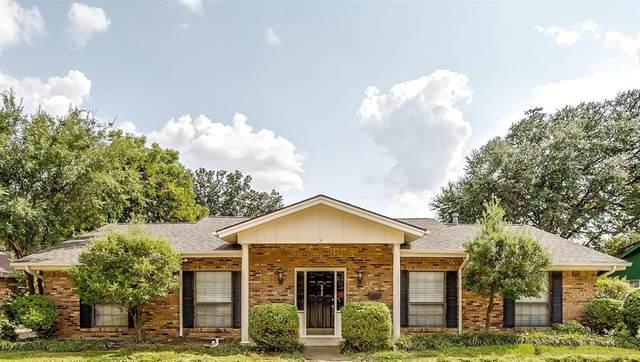 3821 Kelvin Avenue, Fort Worth, TX 76133 (MLS #14659305) :: Maegan Brest   Keller Williams Realty