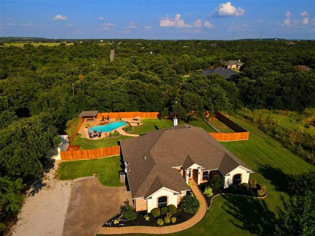 124 Timber View Drive, Graham, TX 76450 (MLS #14659376) :: Russell Realty Group