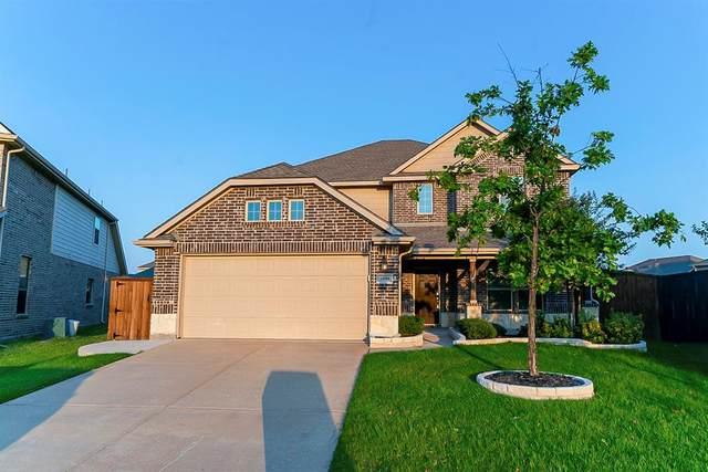 5009 White River Drive, Frisco, TX 75036 (MLS #14659394) :: Craig Properties Group