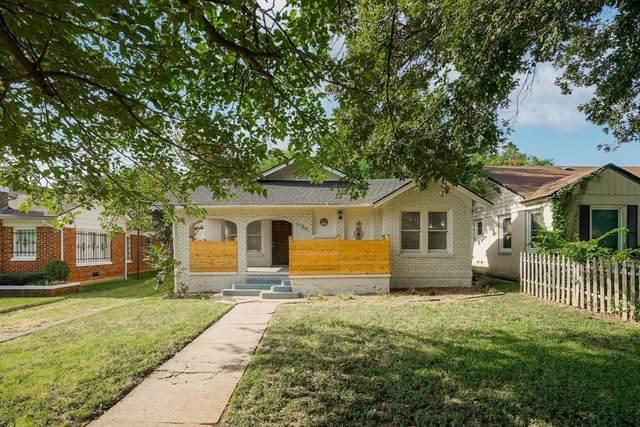 1126 Pioneer Drive, Dallas, TX 75224 (MLS #14659419) :: The Juli Black Team