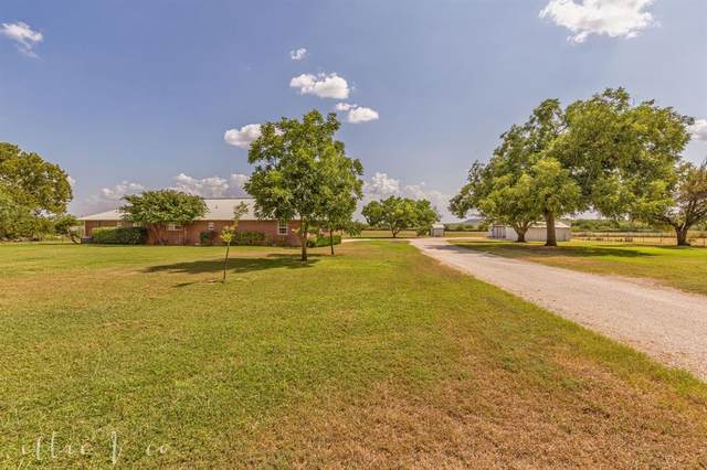209 1st Street, Tuscola, TX 79562 (MLS #14659453) :: The Russell-Rose Team