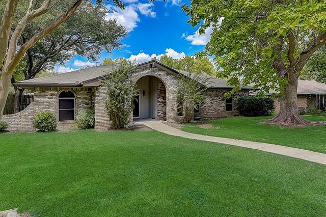 205 Wesley Drive, Desoto, TX 75115 (MLS #14659458) :: Real Estate By Design